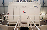 A F100 flight simulator at American Airlines near Dallas-Fort Worth International Airport (DFW) in Dallas, Texas, Friday, May 14, 2010. ..PHOTO: MATT NAGER
