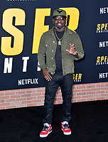 """LOS ANGELES, CA: 27, 2020: Lil Rel Howery at the world premiere of """"Spenser Confidential"""" at the Regency Village Theatre.<br /> Picture: Paul Smith/Featureflash"""