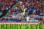 Anthony Maher, Kerry in Action Against  Tyrone in the All Ireland Semi Final at Croke Park on Sunday.