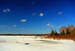 Spider Lake in the Chequamegon National Forest in Northern Wisconsin.