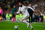 Francisco Alarcon 'Isco' of Real Madrid during UEFA Champions League match between Real Madrid and Paris Saint-Germain FC at Santiago Bernabeu Stadium in Madrid, Spain. November 26, 2019. (ALTERPHOTOS/A. Perez Meca)