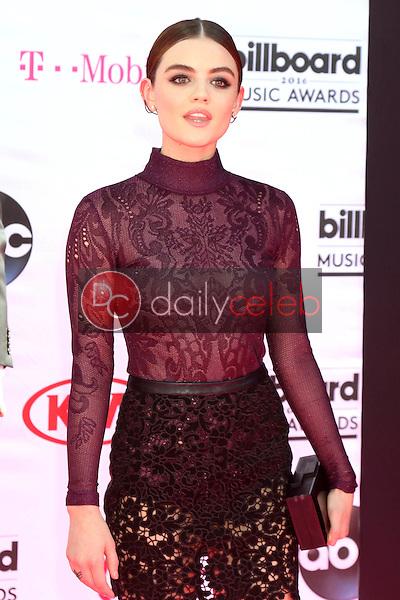 Lucy Hale<br /> at the 2016 Billboard Music Awards Arrivals, T-Mobile Arena, Las Vegas, NV 05-22-16<br /> David Edwards/Dailyceleb.com 818-249-4998