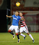 James Tavernier and Dougie Imrie