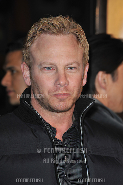 "Ian Ziering at the world premiere of ""Fast & Furious"" at the Gibson Amphitheatre, Universal Studios, Hollywood..March 12, 2009  Los Angeles, CA.Picture: Paul Smith / Featureflash"