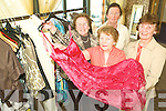 HELPING OUT: Members of the Failte Probus Club helped behind the scenes during their annual fashion show on Wednesday in the Ballyroe Hotel. From l-r were: Eilish Leen, Mary McEllistrim, Noreen O'Riordan and Kit Laide.