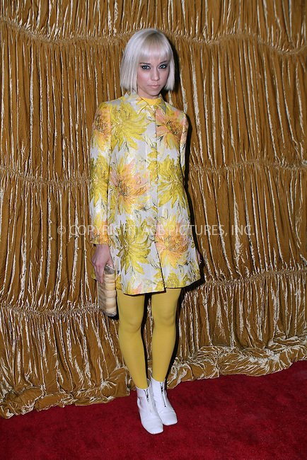 WWW.ACEPIXS.COM<br /> <br /> February 16, 2015 New York City<br /> <br /> Caitlin Moe at the alice + olivia by Stacey Bendet fashion presentation on February 16, 2015 in New York City. <br /> <br /> By Line: Nancy Rivera/ACE Pictures<br /> <br /> <br /> ACE Pictures, Inc.<br /> tel: 646 769 0430<br /> Email: info@acepixs.com<br /> www.acepixs.com
