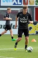 EMMEN - Voetbal, Eerste training FC Emmen , Jerns Vesting , 05-07-2017,  Jeroen Veldmate