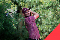 Justin Rose (ENG) during the pro-am at the WGC HSBC Champions, Sheshan Golf Club, Shanghai, China. 30/10/2019.<br /> Picture Fran Caffrey / Golffile.ie<br /> <br /> All photo usage must carry mandatory copyright credit (© Golffile | Fran Caffrey)