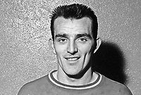 Tommy Leishman, footballer, Linfield FC, Belfast, N Ireland, December 1966, 196612000067<br /> <br /> Copyright Image from Victor Patterson, 54 Dorchester Park, Belfast, UK, BT9 6RJ<br /> <br /> Tel: +44 28 9066 1296<br /> Mob: +44 7802 353836<br /> Voicemail +44 20 8816 7153<br /> Email: victorpatterson@me.com<br /> Email: victorpatterson@gmail.com<br /> <br /> IMPORTANT: My Terms and Conditions of Business are at www.victorpatterson.com