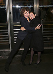 """Rhea Perlman and Lucy Devito attend the Broadway Opening Night performance of Roundabout Theatre Production  of """"The Price"""" at the American Airlines TheatreTheatre on March 16, 2017 in New York City."""