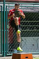 SÃO PAULO, SP, 12.03.2019: TREINO DO SÃO PAULO -SP- O jogador Everton, durante o treino do São Paulo no CT da Barra Funda, em São Paulo (SP), nesta terça-feira (12). (Foto: Marivaldo Oliveira/Código19)