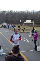 2009 FrostBite 5k, .Louisville, KY .Photo©Tom Moran