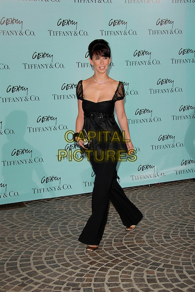 JENNIFER LOVE HEWITT.Attends Tiffany & Co. celebration for the launch of Frank Gehry?s premier collection held at Tiffany & Co. on Rodeo in Beverly Hills, California, USA, March 26, 2006..full length black top heart purse trousers.Ref:DVS.www.capitalpictures.com.sales@capitalpictures.com.Supplied By Capital PIctures