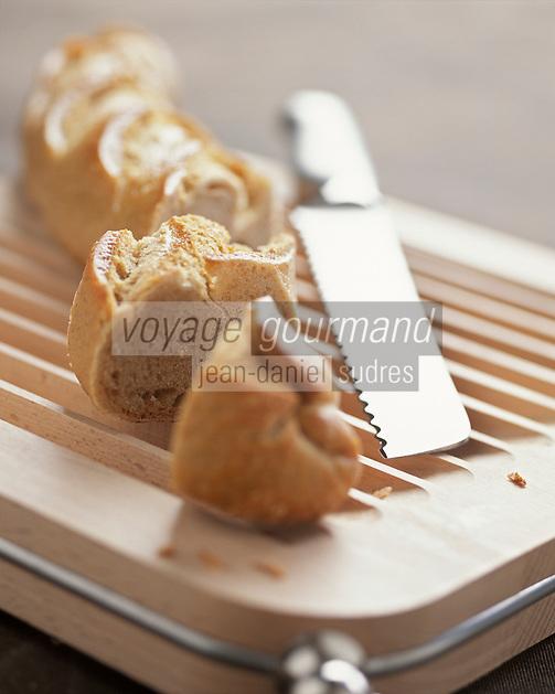 Gastronomie générale / Cuisine générale : Baguette de tradition française