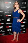 LOS ANGELES, CA - MAR 14: Kristin Lehman at AMC's special screening of 'Mad Men' season 5 held at ArcLight Cinemas Cinerama Dome on March 14, 2012 in Los Angeles, California