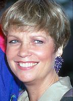 Maureen Reagan, 1990s Photo By Michael Ferguson/PHOTOlink
