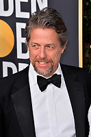 LOS ANGELES, CA. January 06, 2019: Hugh Grant at the 2019 Golden Globe Awards at the Beverly Hilton Hotel.<br /> Picture: Paul Smith/Featureflash