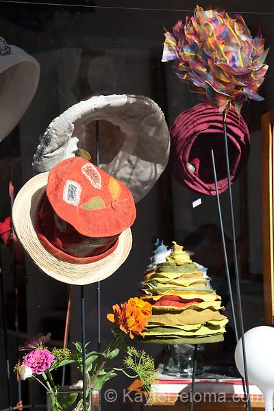 Atelier Circonflexe hat shop in Geneva, Switzerland