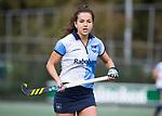 AMSTELVEEN - Renske Siersema (Hurley). Hoofdklasse competitie dames, Hurley-HDM (2-0) . FOTO KOEN SUYK