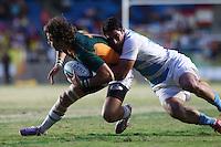 Juegos Mundiales 2013 Rugby 7 Argentina vs Sudáfrica