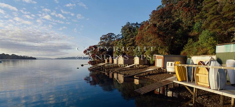 Rocky Bay. Waiheke Island. Auckland. New Zealand.
