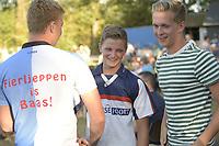 FIERLJEPPEN: BUITENPOST: 27-07-2018, PR Wisse Broekstra 18.03 meter, ©foto Martin de Jong