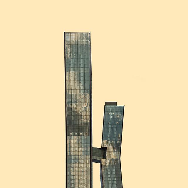 American Copper Buildings<br /> New York City