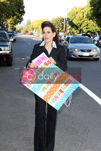 Kerri Kasem<br /> at the Casey Kasem's 82nd Birthday Vigil, outside the facility where he is being kept away from all who love him, Berkley East Convalescent Center, Santa Monica, CA 04-27-14<br /> David Edwards/DailyCeleb.com 818-249-4998