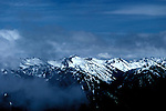 WA: Washington State; Olympic National Park, Hurricane Ridge      .Photo Copyright: Lee Foster, lee@fostertravel.com, www.fostertravel.com, (510) 549-2202.Image: waolym214