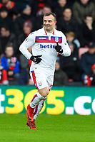 Xherdan Shaqiri of Stoke City during AFC Bournemouth vs Stoke City, Premier League Football at the Vitality Stadium on 3rd February 2018
