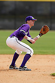 Ashland Eagles Matt Gundlach #6 during a game vs. the Minnesota State Mavericks at Lake Myrtle Main Field in Auburndale, Florida;  March 5, 2011.  Minnesota State defeated Ashland 4-3 in the second game of a double header.  Photo By Mike Janes/Four Seam Images