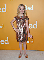 Actress McKenna Grace at the premiere for &quot;Gifted&quot; at The Grove. Los Angeles, USA 04 April  2017<br /> Picture: Paul Smith/Featureflash/SilverHub 0208 004 5359 sales@silverhubmedia.com