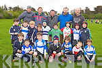 Under 8's Tralee Rugby at their Club Blitz at O'Dowd Park on Saturday