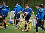11.05.2018 Rangers training: Greg Docherty