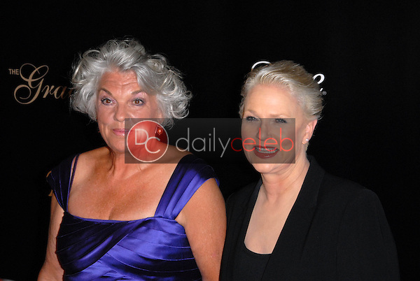 Tyne Daly and Sharon Gless<br />