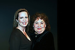 Martha Byrne & Kathleen Widdoes (a part of As the Epic Turns) at the ATWT reunion to benefit Epic Theatre Ensemble after-school Bridge Projects - As The Epic Turns - on April 17 & 18, 2009 at The Peter Jay Sharp Theatre, NYC. (Photo by Sue Coflin/Max Photos)