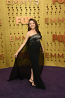 LOS ANGELES - SEP 22:  Hannah Zeile at the Primetime Emmy Awards - Arrivals at the Microsoft Theater on September 22, 2019 in Los Angeles, CA