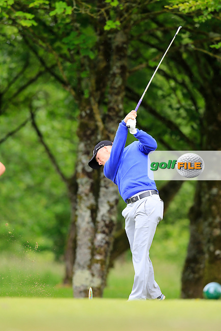 Marc Boucher (Carton House) during the final round of the 2015 Irish Boys Amateur Open Championship, Tuam Golf Club, Tuam, Co Galway. 26/06/2015<br /> Picture: Golffile | Fran Caffrey