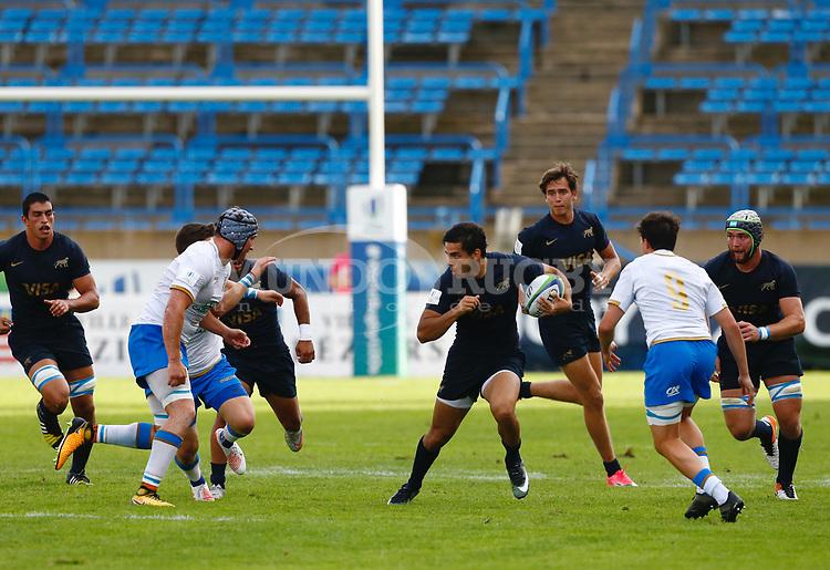 Italy v Argentina, Beziers, Stade De La Mediterranee. France. World Rugby U20 Championship 2018. Photo Martin Seras Lima