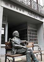 Hause of Adolphe Sax in Dinan,Belgian