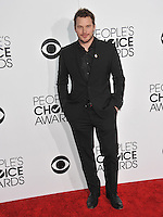 Chris Pratt at the 2014 People's Choice Awards at the Nokia Theatre, LA Live.<br /> January 8, 2014  Los Angeles, CA<br /> Picture: Paul Smith / Featureflash