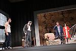 Sebastian Naskaris, Jarlath Conroy, Steven Epp & Felicity Jones star in Harold Pinter's The Homecoming at Centerstage, Baltimore, Maryland. Dress Rehearsal - January 27, 2011. (Photos by Sue Coflin/Max Photos)
