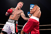 Danish Fight Night i Ceres Arena Aarhus <br /> Daniel Heinze vs Bruno Tavares (Schweiz)