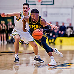 2019-01-23 NCAA: UMBC Retrievers at Vermont Men's Basketball