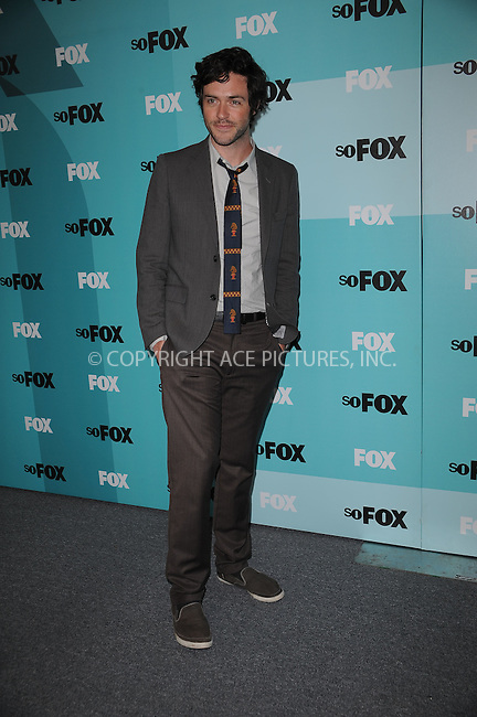 WWW.ACEPIXS.COM . . . . . ....May 18 2009, New York City....Brendan Hines attending the 2009 FOX UpFront after party at the Wollman Rink in Central Park on May 18, 2009 in New York City.....Please byline: KRISTIN CALLAHAN - ACEPIXS.COM.. . . . . . ..Ace Pictures, Inc:  ..tel: (212) 243 8787 or (646) 769 0430..e-mail: info@acepixs.com..web: http://www.acepixs.com