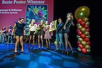 Utrecht, 27 oktober 2013, Nederlands Film Festival. Junior Kalveren gala in de stadsschouwburg.  Foto: Nichon Glerum