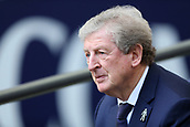 5th November 2017, Wembley Stadium, London England; EPL Premier League football, Tottenham Hotspur versus Crystal Palace; Crystal Palace Manager Roy Hodgson looks on from the dugout