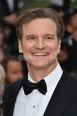 Colin Firth<br /> 'Loving' screening arrivals during the 69th International Cannes Film Festival, France May 16, 2016.<br /> CAP/PL<br /> &copy;Phil Loftus/Capital Pictures /MediaPunch ***NORTH AND SOUTH AMERICA ONLY***