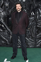 Danny McBride<br /> at the &quot;Alien:Covenant&quot; world premiere held at the Odeon Leicester Square, London. <br /> <br /> <br /> &copy;Ash Knotek  D3260  04/05/2017