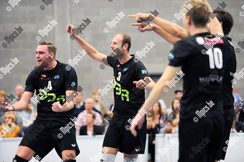 2015-10-03 / Volleybal / Seizoen 2015-2016 / Vosselaar / Joris Relecom<br /><br /><br />Foto: Mpics.be